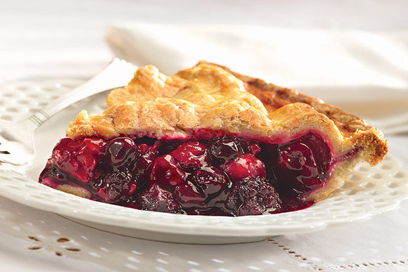 Mrs. B's Very Berry Pie