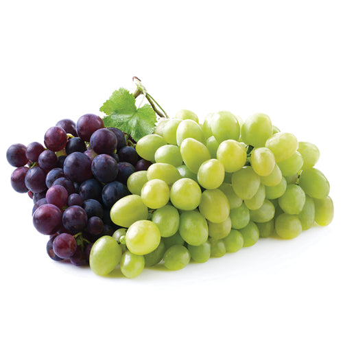Red/White Grapes- 1lb  bag - Color varies each week.