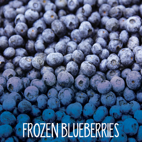 Frozen Triple B Blueberries
