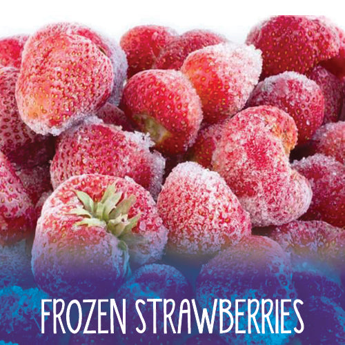 Frozen Triple B Strawberries (1.5 lb bag)