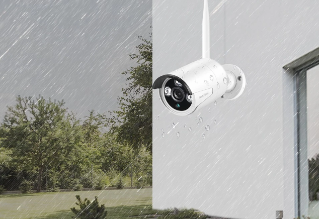 How to Choose Outdoor Security Cameras to Protect Your Accommodation