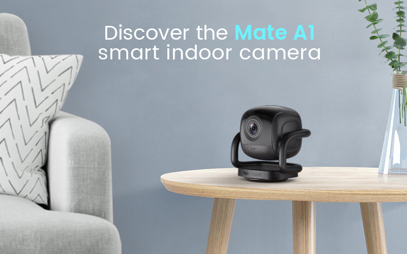 The Advance Touch of HeimVision Mate A1 Indoor Camera