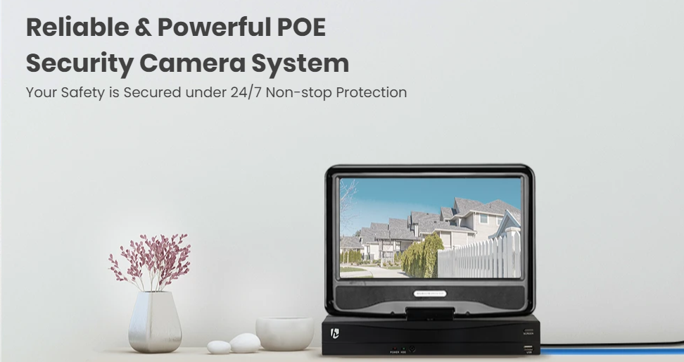 POE Security camera System: Things You Need to Know
