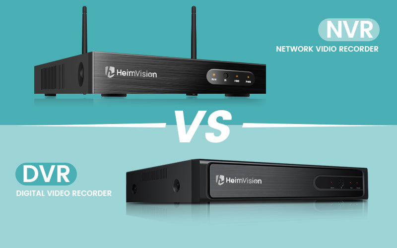 NVR vs. DVR - The fundamental differences you need to know