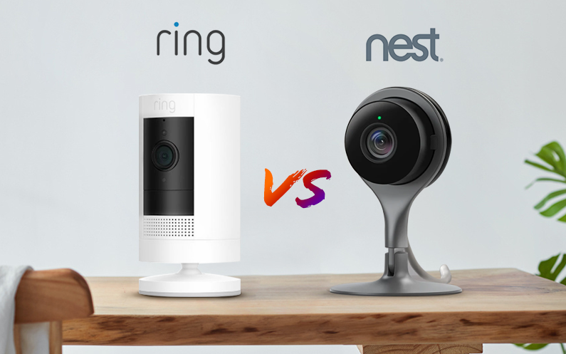 Nest Indoor Camera Vs Ring Indoor Camera