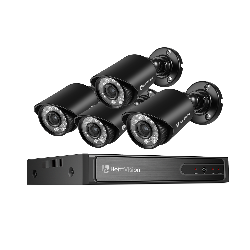 HeimVision HM245 8 Channel Outdoor / Indoor DVR System