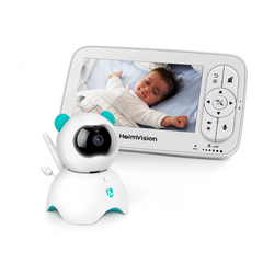HeimVision HM13C Security Camera for HM136 Baby Monitor