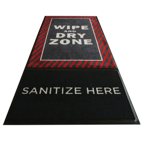 StepWell Sanitizing Mats
