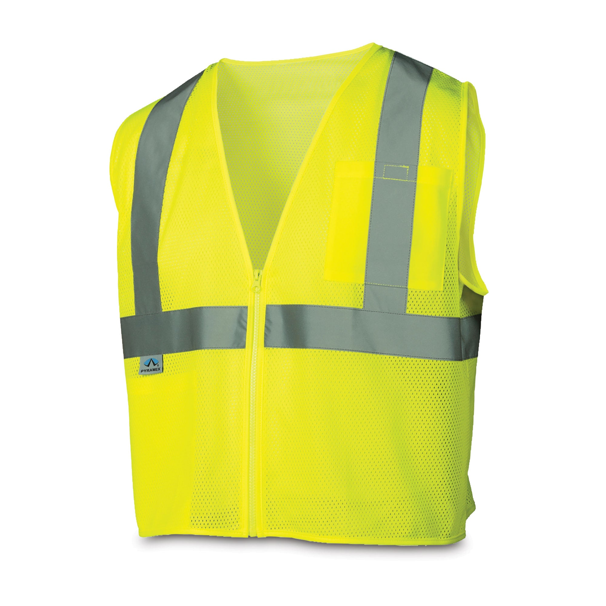 Reflective Vests with Two Pockets