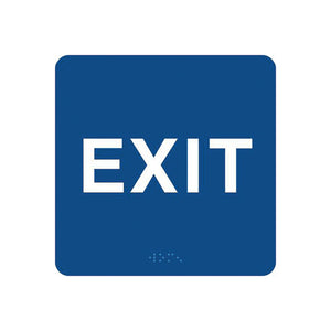 Exit and Stairs Signs