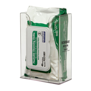 Bowman Short Thick Personal Wipe Dispenser