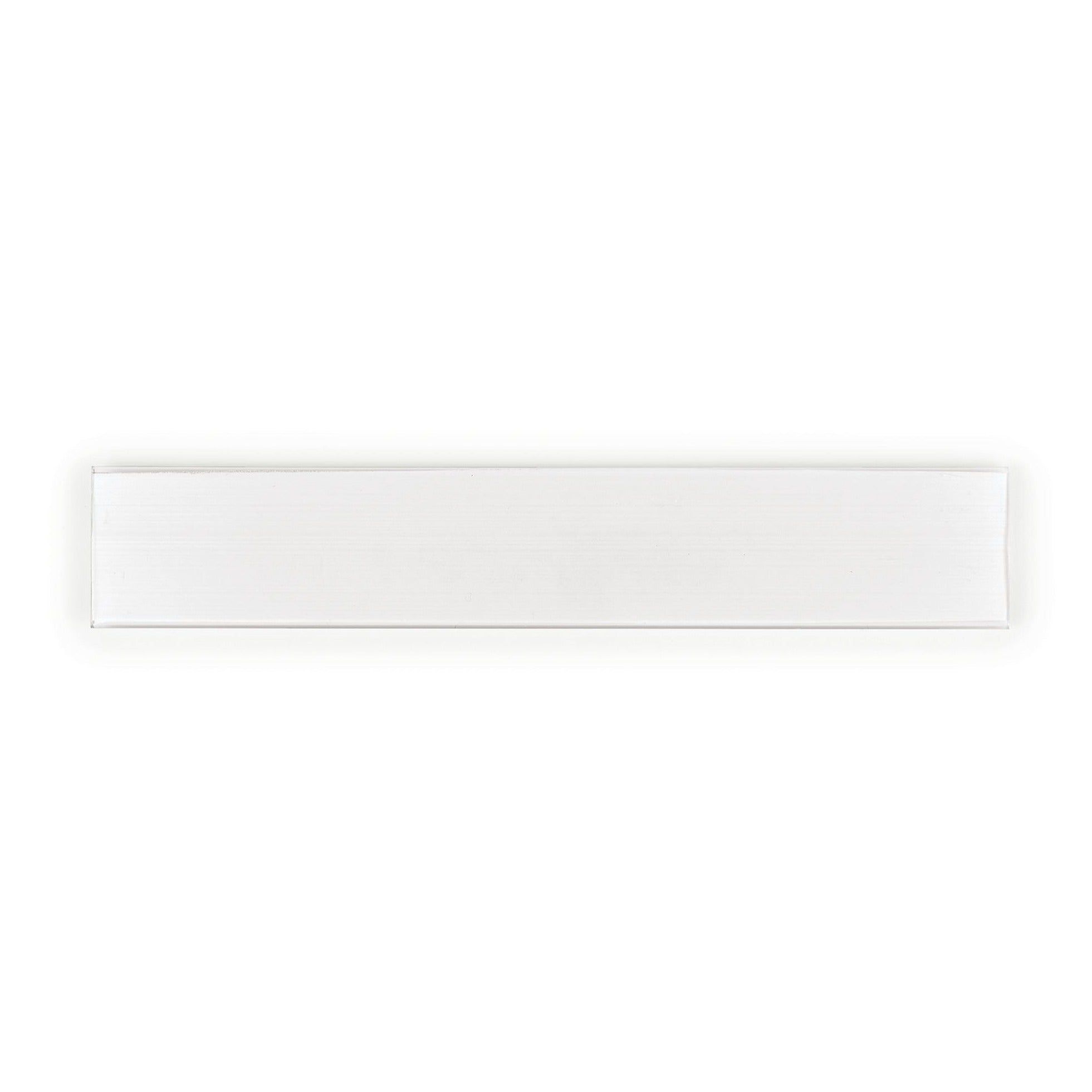 "Self-Adhesive Hol-Dex® Label Holders, 1"" x 6"", 12pk"