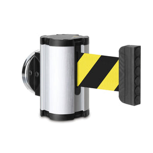 Magnetic-Mounted Safety Barrier