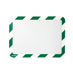 Repositionable Sign Holder with Adhesive Mount