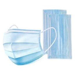 Disposable Face Mask 50/pk