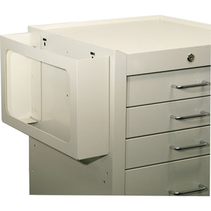 Bowman Steel Glove Box Dispenser