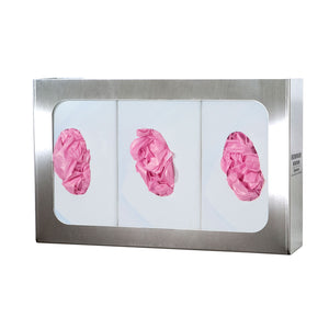 Bowman Stainless Steel Basic Glove Box Dispenser