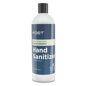 80% Alcohol Hand Sanitizer