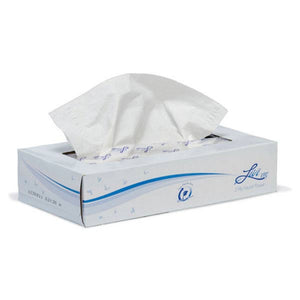Two-Layer Facial Tissue