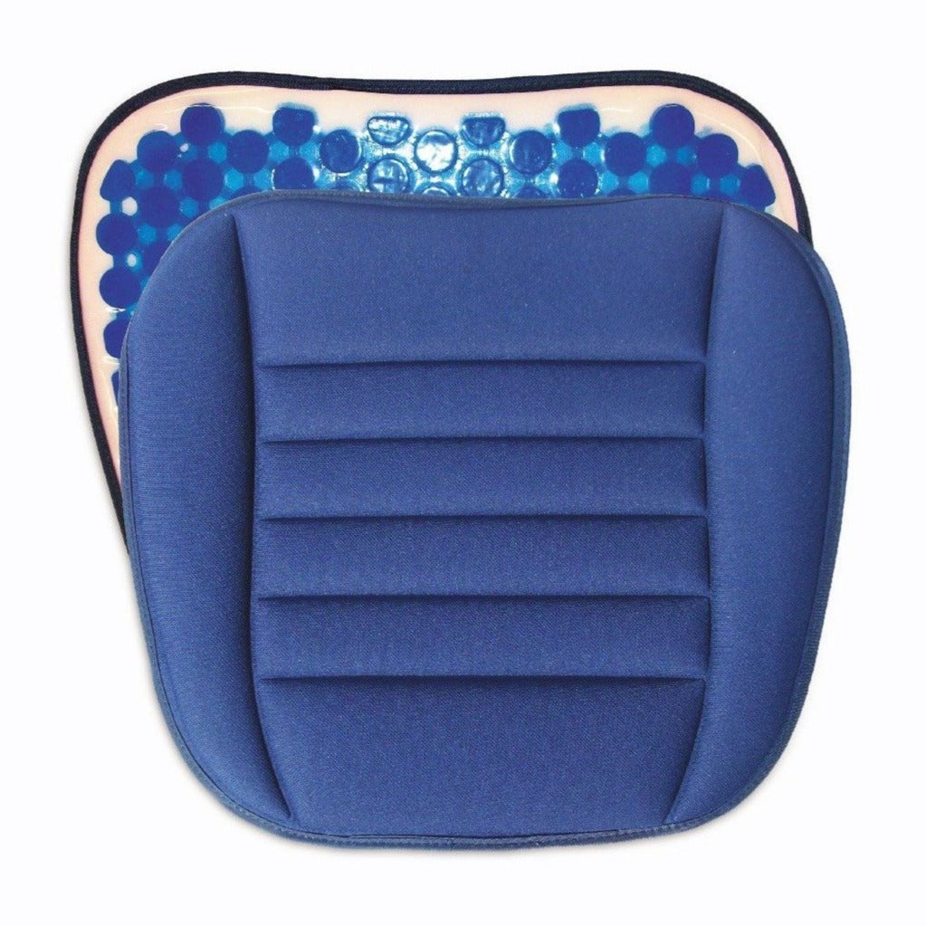 Antifatigue Seat Cushion with Gel Core