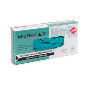 Extra-Thick Nitrile Exam Gloves 50/BX