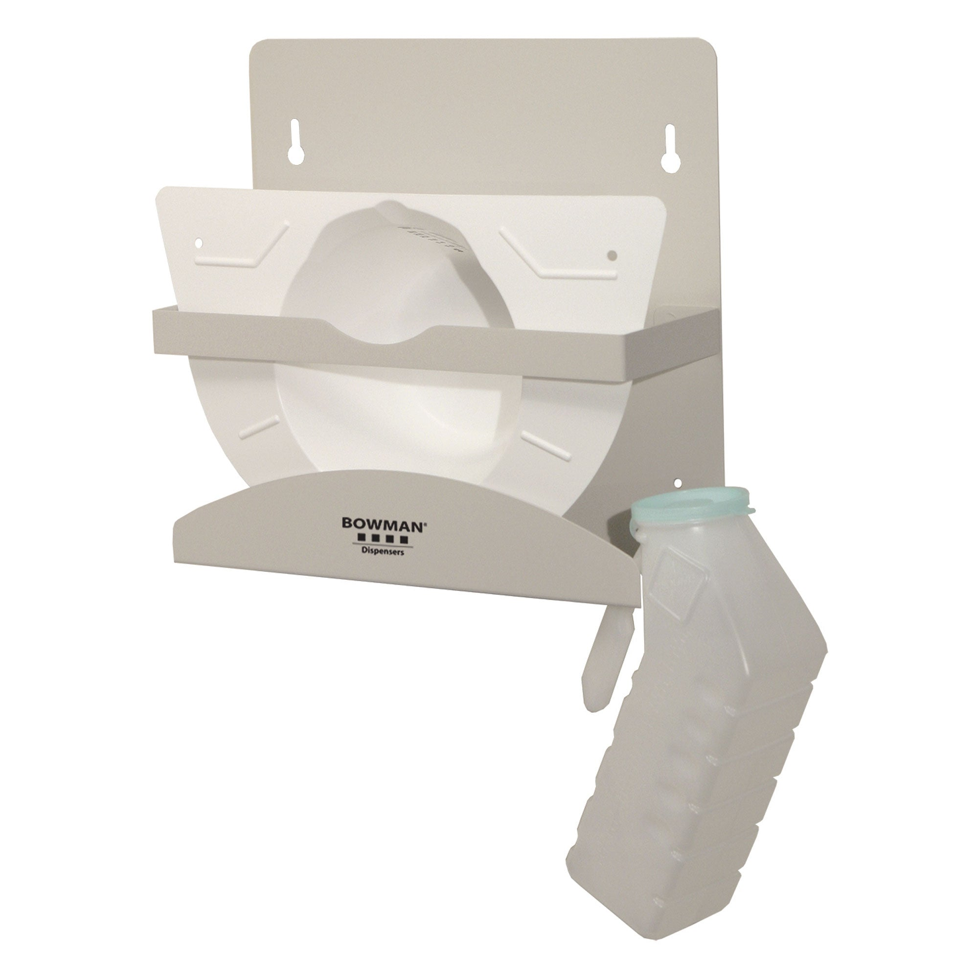 Bowman ABS Bedpan/Urinal Dispenser