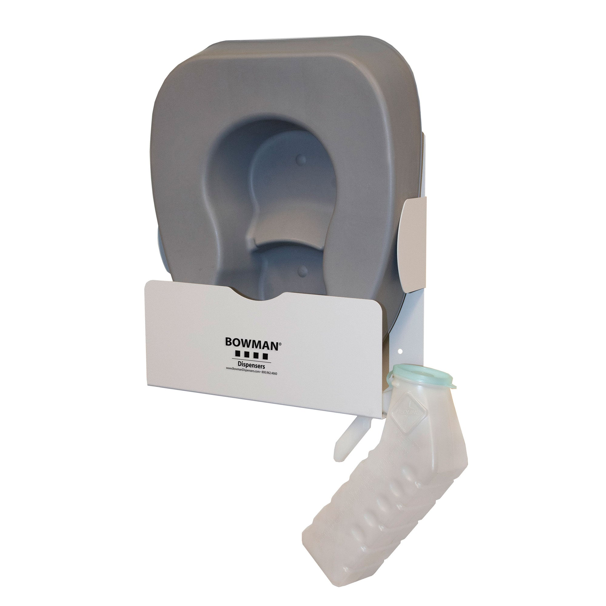 Bowman Bed Pan/Urinal Dispenser