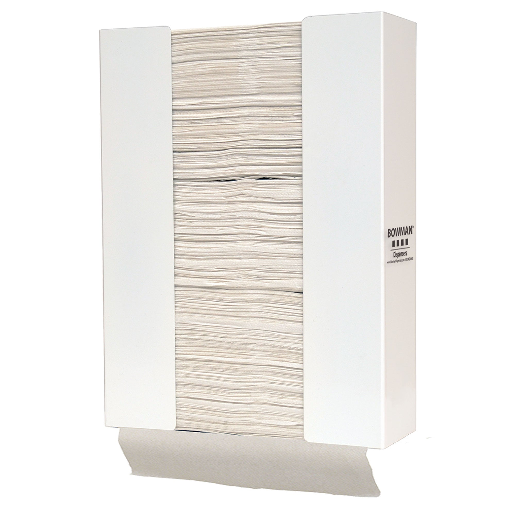 Bowman Steel Wall Mount Paper Towel Dispenser