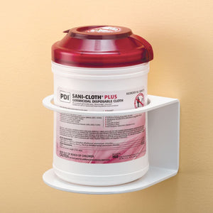 Wall-Mount Canister Holder