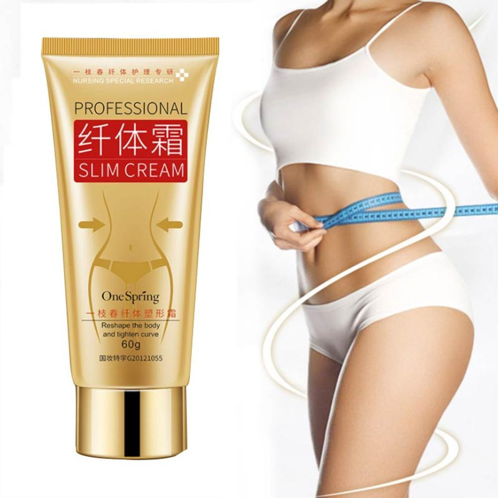 60g/Box Cellulite Removal Cream Fat Burning Slimming Cream Muscle Relaxer For Drop Shipping Body Cream Foundation HST3940