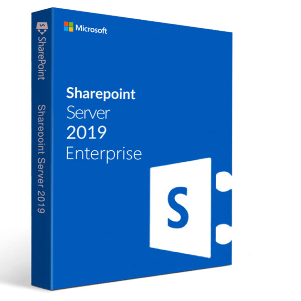 SharePoint Server Enterprise 2019 Project 25 CALS Digital License Product Key