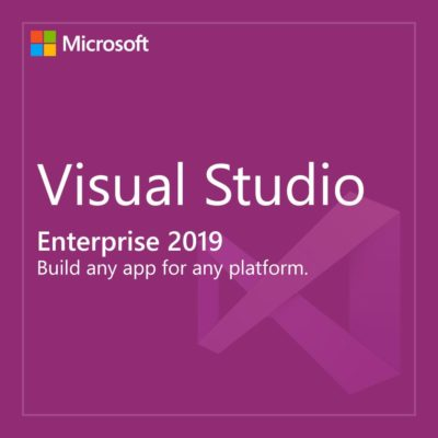 Microsoft Visual Studio Enterprise 2019 Product Key