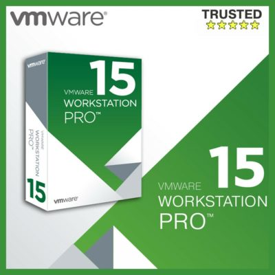VMware Workstation 15.5 Pro for Windows Lifetime License Key INSTANT DELIVERY