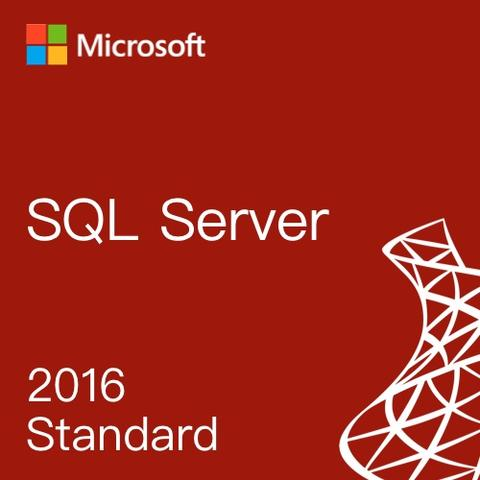 Microsoft SQL Server 2016 Standard Digital License Product Key