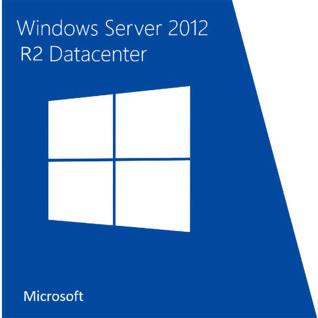 Windows Server 2012 R2 DataCenter License - Product Key Global - Unlimited Cores