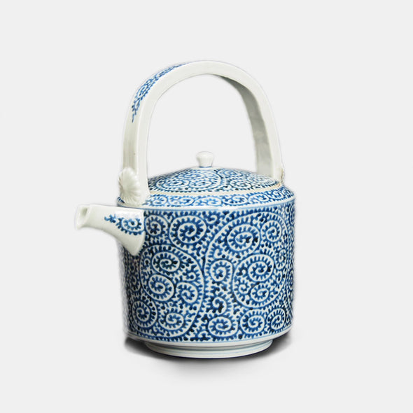 Lyan Arts - Patterned Teapot