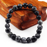 8mm Natural Healing Stone Beads Bracelet 28 Varieties