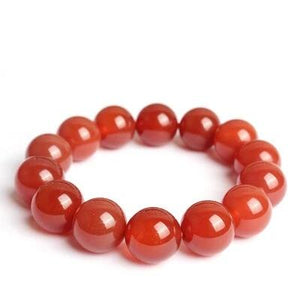 Authentic Healing Carnelian Stones Bracelet 6/8/10/12/14/16mm
