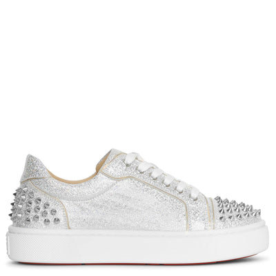 Vieirissima 2 glitter leather sneakers
