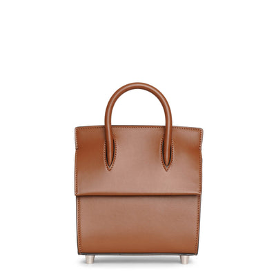 Paloma top handle mini tote bag