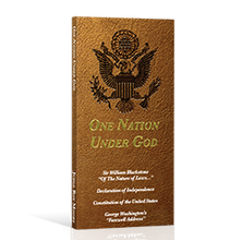 Load image into Gallery viewer, One Nation Under God Constitution Booklet
