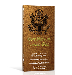 One Nation Under God Constitution Booklet