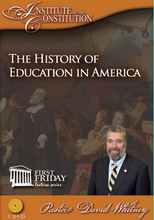 Load image into Gallery viewer, The History of Education in America