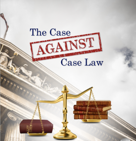 The Case Against Case Law Digital Download