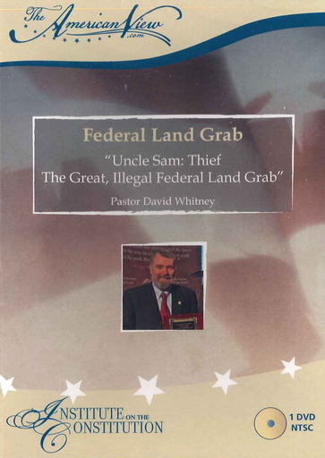 Federal Land Grab - Digital Download