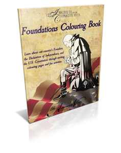 Foundations Colouring Book