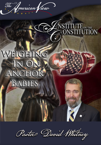 Weighing in on Anchor Babies