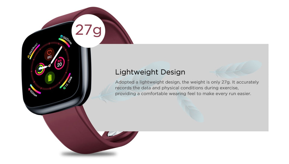 Zeblaze Crystal 3 Smart Watch - FeelLikeShopping.com