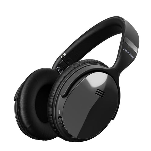Mpow H5 2nd Generation Wireless Over-The-Ear Headphone With Mic - FeelLikeShopping.com