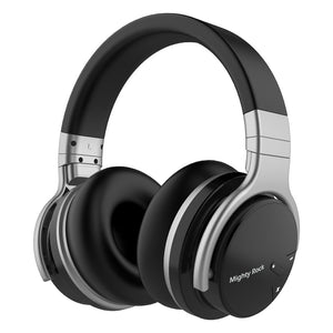 Mighty Rock E7C Active Noise Cancelling Wireless Over-The-Ear Headphones - FeelLikeShopping.com